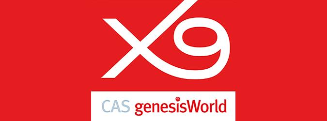CAS genesisWorld Main x9