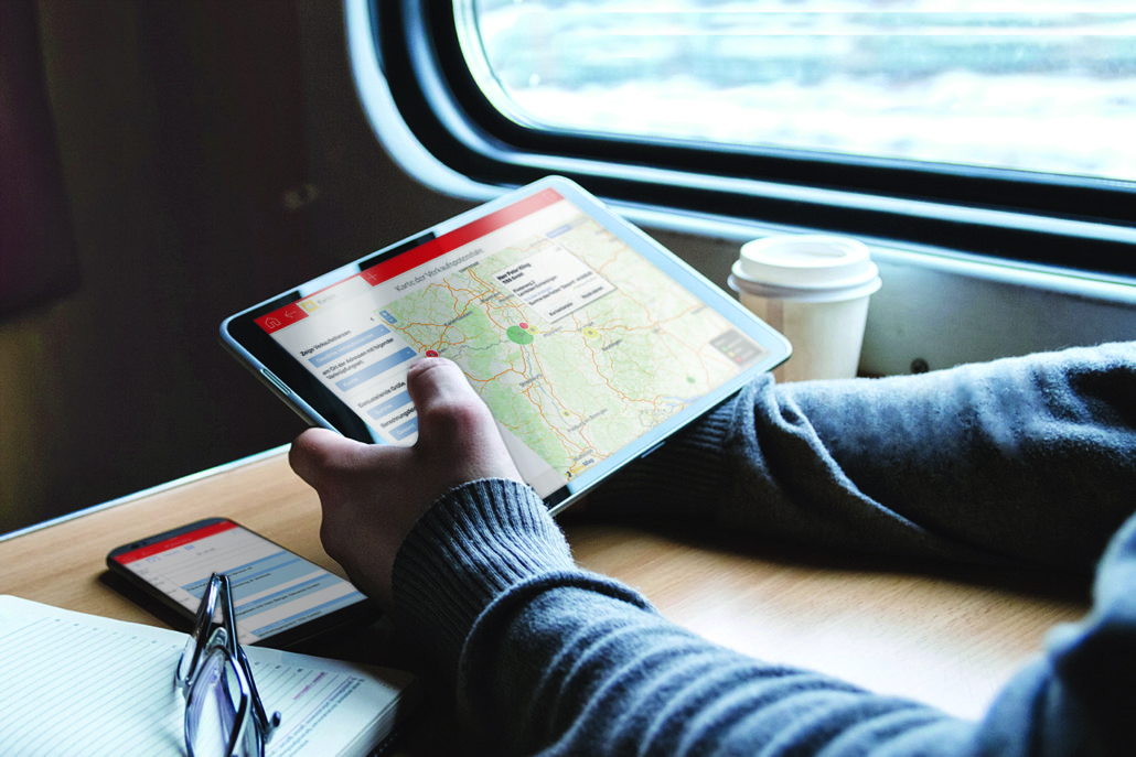 CAS genesisWorld x9 - Mobile CRM - Vertrieb