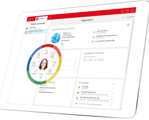 SmartWe - Cloud CRM
