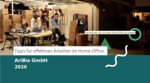 Home-Office - die besten Tipps