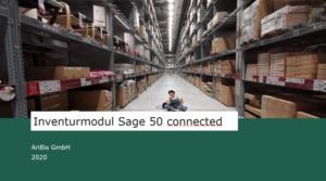 Inventur mit Sage 50 connected