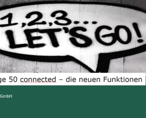 Sage 50 connected - die neuen Funktionen